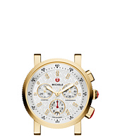 Michele - Sport Sail 18 Gold, Diamond Dial