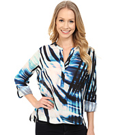 Calvin Klein Jeans - Printed Long Sleeve Sport Popover