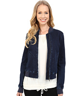 Calvin Klein Jeans - Knit Indigo Bomber Jacket