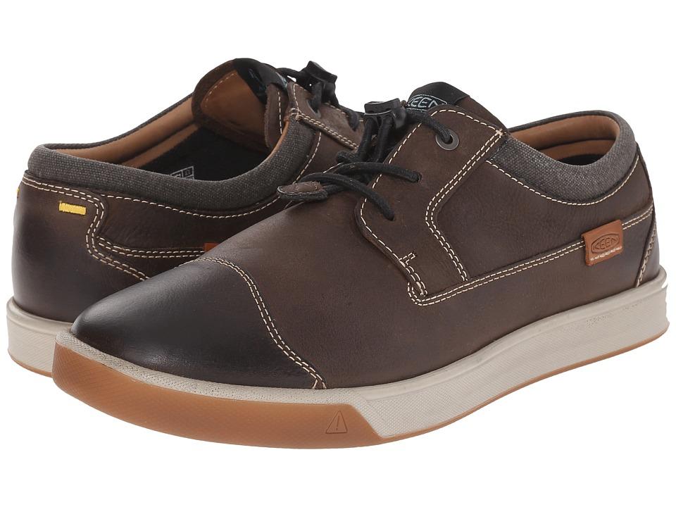 Keen - Glenhaven (Cascade Brown) Mens Shoes