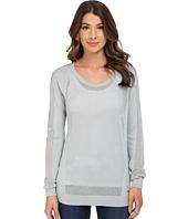 Calvin Klein Jeans - Modern Mesh Crew Neck Sweater