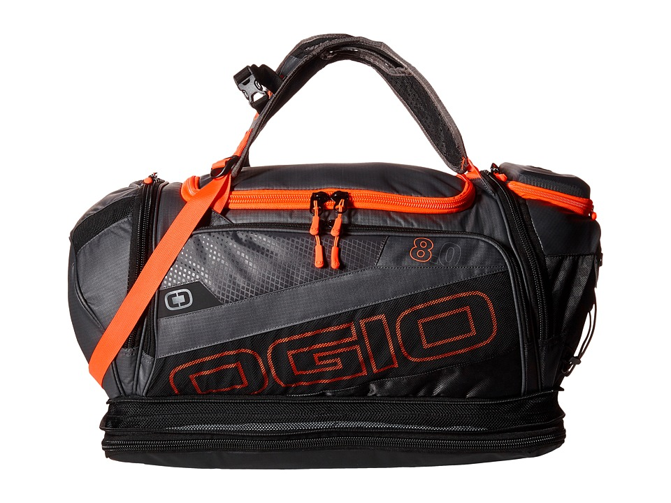 OGIO - Endurance 8.0 Bag (Dark Gray Burst) Duffel Bags