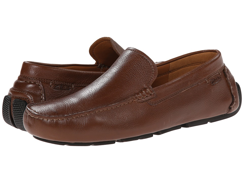 Clarks Davont Drive (Tan Tumbled) Men