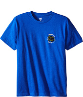 VISSLA Kids - Feral Short Sleeve Tee (Big Kids)