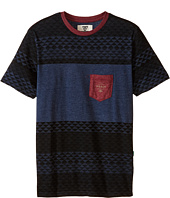 VISSLA Kids - Dungeons Short Sleeve Top (Big Kids)