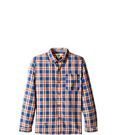 VISSLA Kids - Serra Long Sleeve Woven Top (Big Kids)