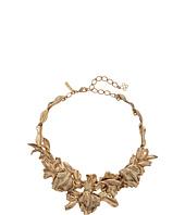Oscar de la Renta - Tulip Pave Necklace