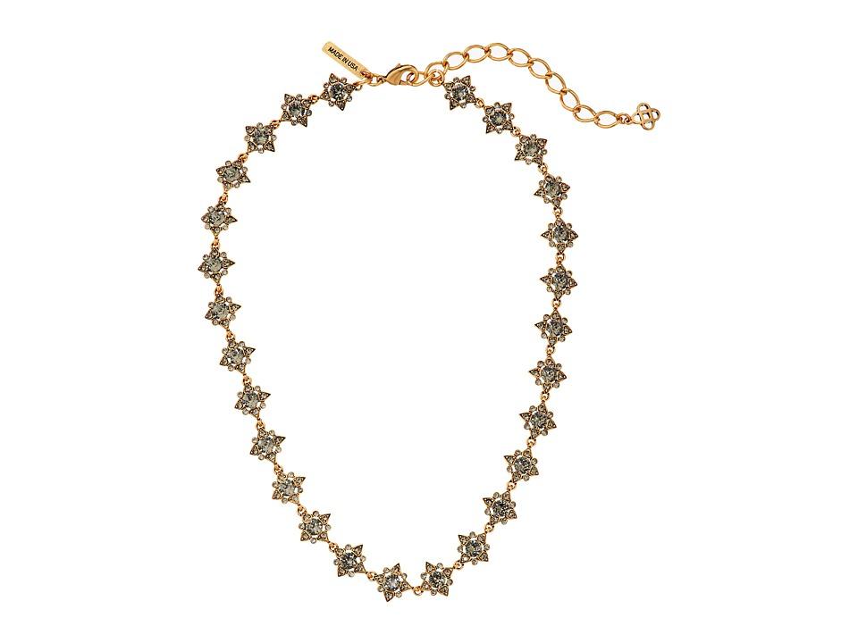 Oscar de la Renta - Delicate Star Necklace