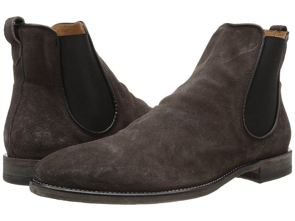 John Varvatos Fleetwood Chelsea Boot (Charcoal) Men