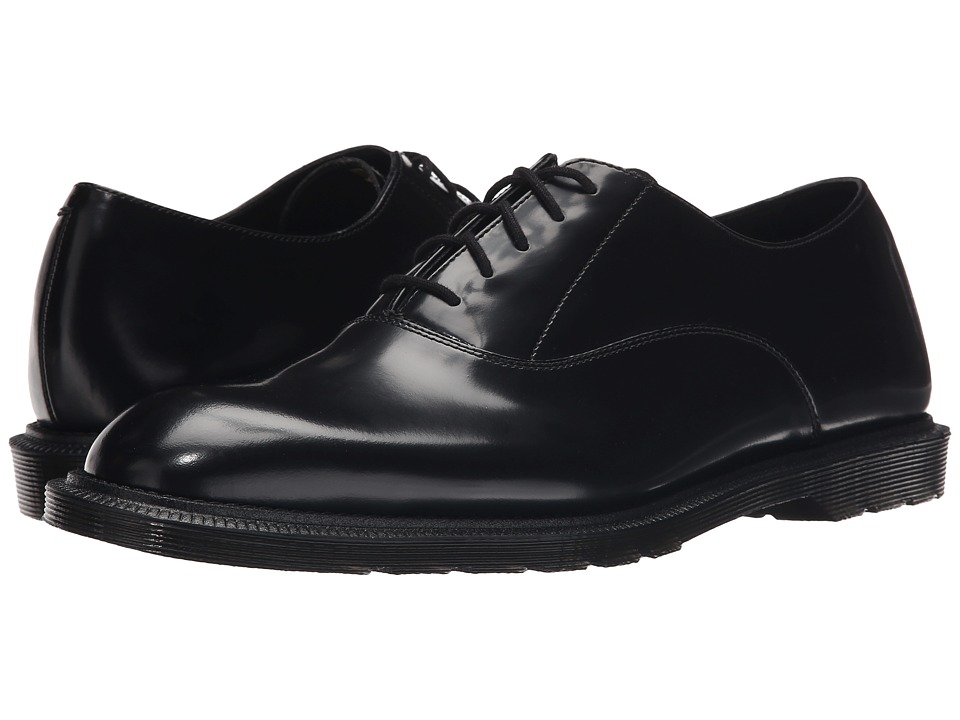 Dr. Martens - Fawkes Oxford Shoe (Black Temperley) Men