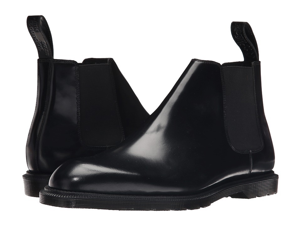 Dr. Martens - Wilde Low Chelsea Boot (Black Temperley) Men