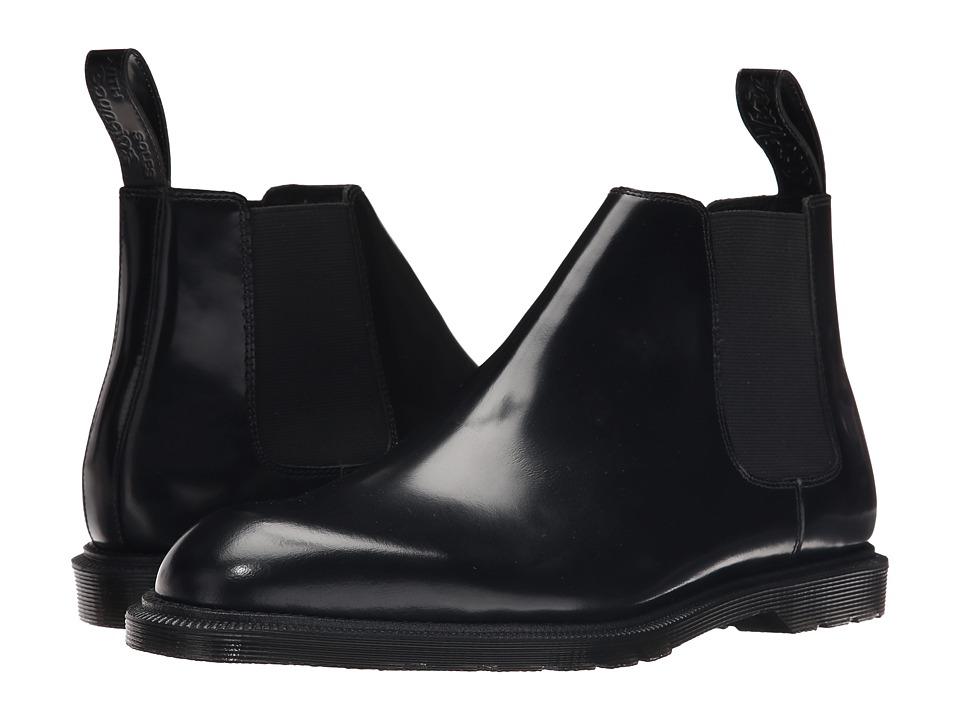 Dr. Martens Wilde Low Chelsea Boot (Black Temperley) Men