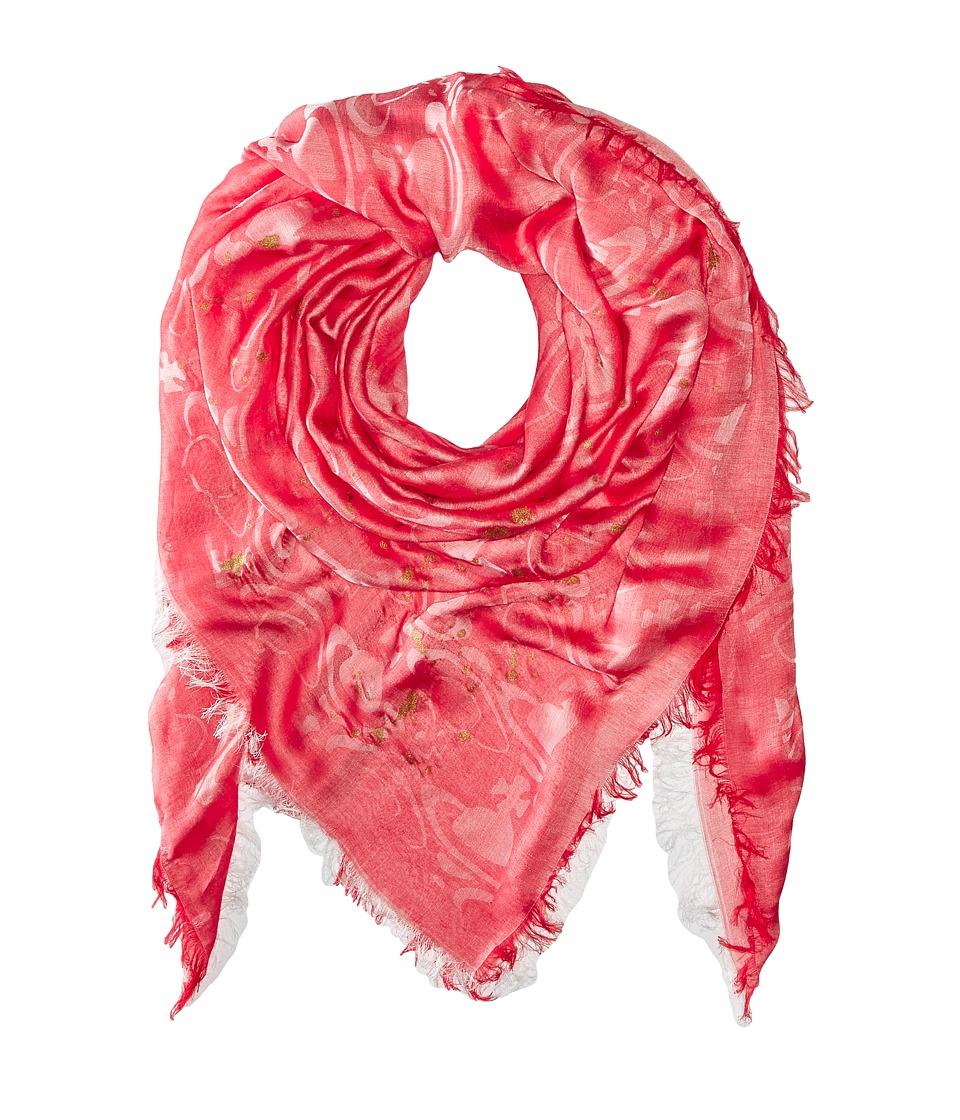 Vivienne Westwood A4230 Red Scarves