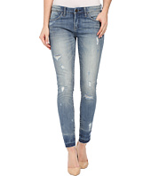 Blank NYC - Released Hem Crop Skinny in Bump and Run