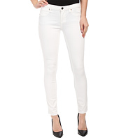 Blank NYC - White Crop Skinny in White Lines