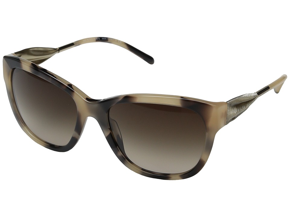Burberry 0BE4203 Horn/Gradient Brown Fashion Sunglasses