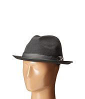 CARLOS by Carlos Santana - Wool Fedora with Pinch Front Hat