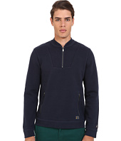 Original Penguin - Long Sleeve Vintage Gym Quarter Zip Track Jacket