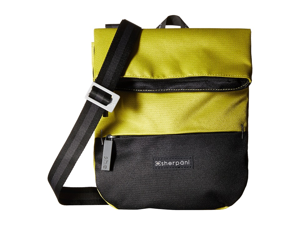Sherpani - Pica (Envy) Cross Body Handbags