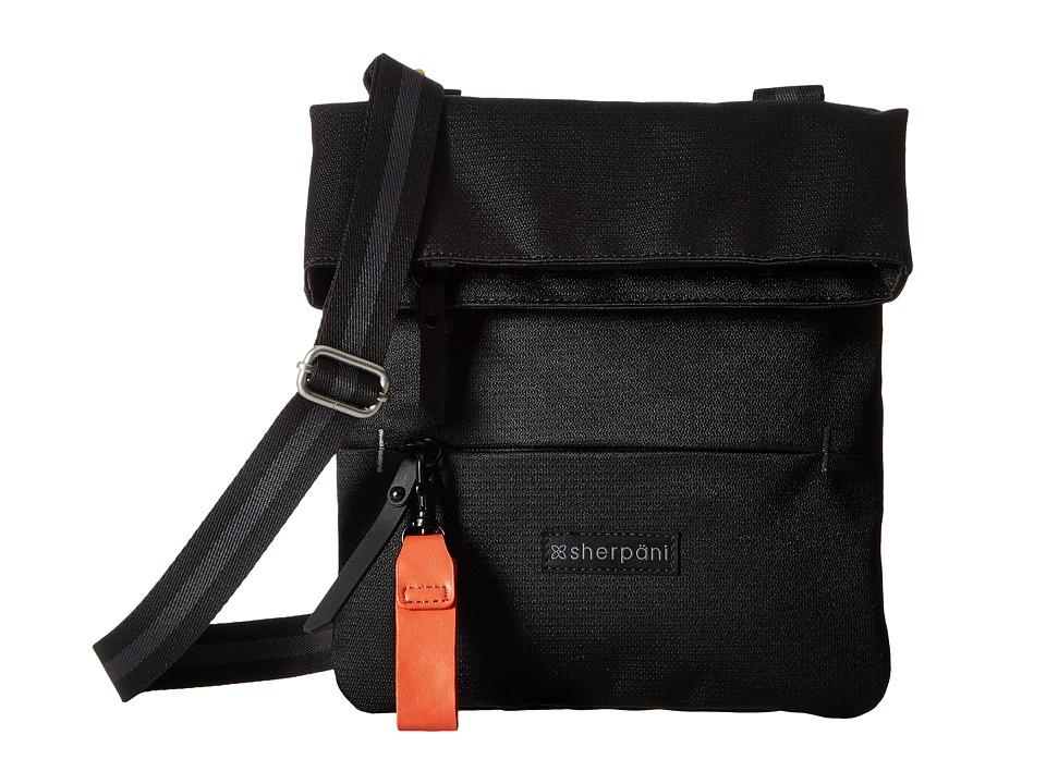 Sherpani - Pica (Raven) Cross Body Handbags