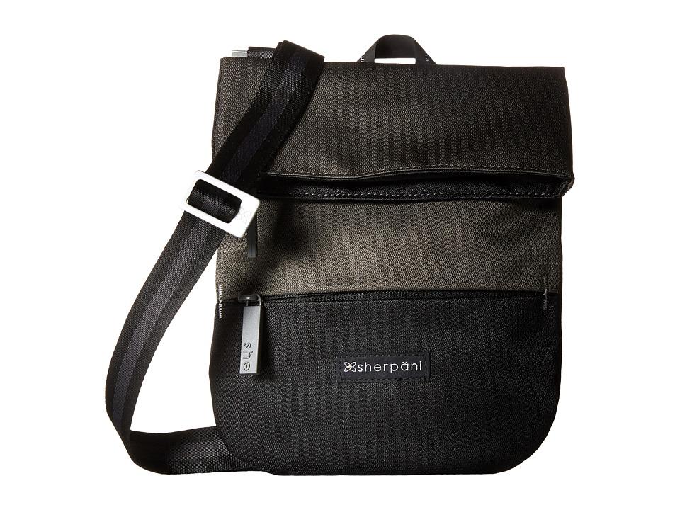 Sherpani - Pica (Ash) Cross Body Handbags