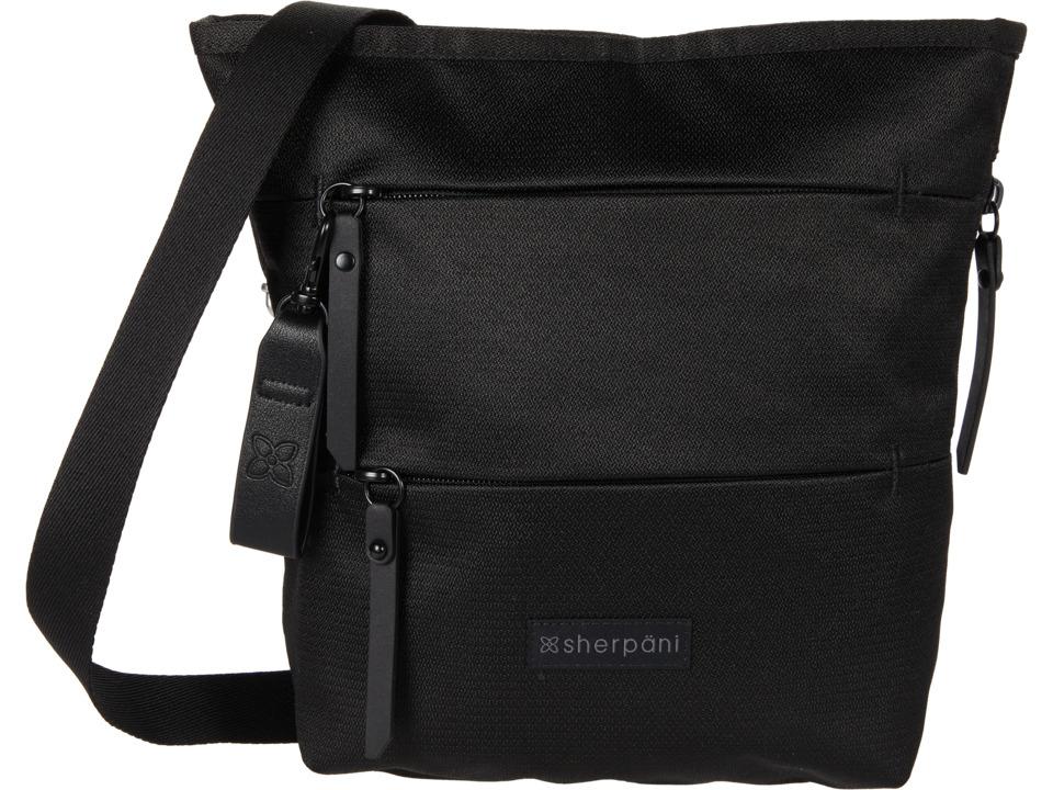 Sherpani - Sadie (Raven) Cross Body Handbags