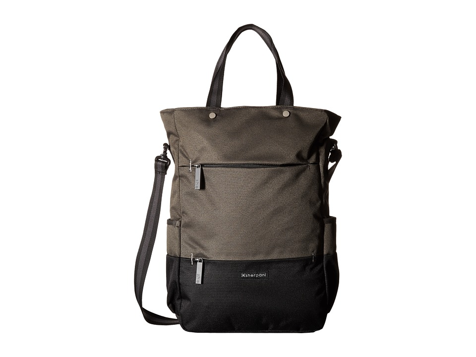 Sherpani - Camden (Ash) Cross Body Handbags