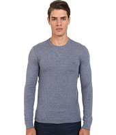 Original Penguin - Reversible Long Sleeve Tee