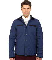 Original Penguin - Quilted Nylon Shirt Jacket
