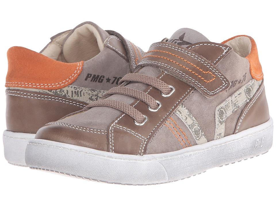 Primigi Kids Anvil E Salvia Little Kid Beige Boys Shoes