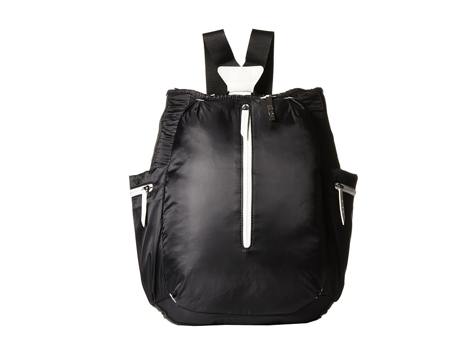 Sherpani Quest Black Backpack Bags