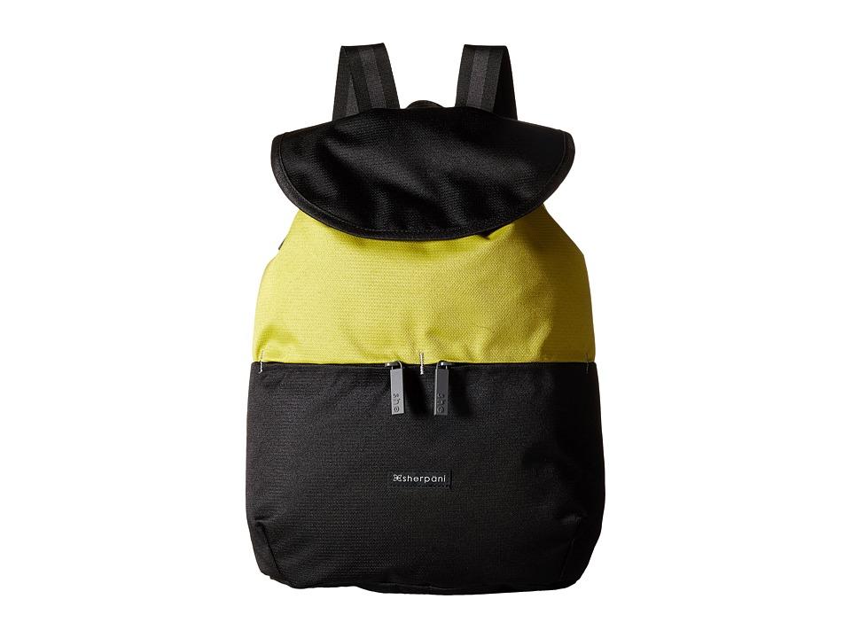 Sherpani - Olive (Envy) Backpack Bags