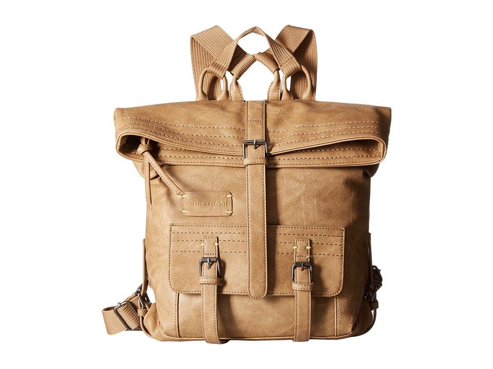 Sherpani Amelia Eco Leather Backpack Bags