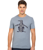 Original Penguin - Short Sleeve Cross Stitch Pete Tee Jersey
