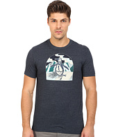 Original Penguin - Short Sleeve Stained Glass Pete Tee Jersey