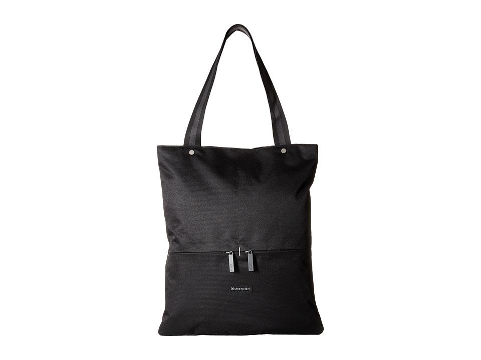 Sherpani - Sloan (Raven) Tote Handbags