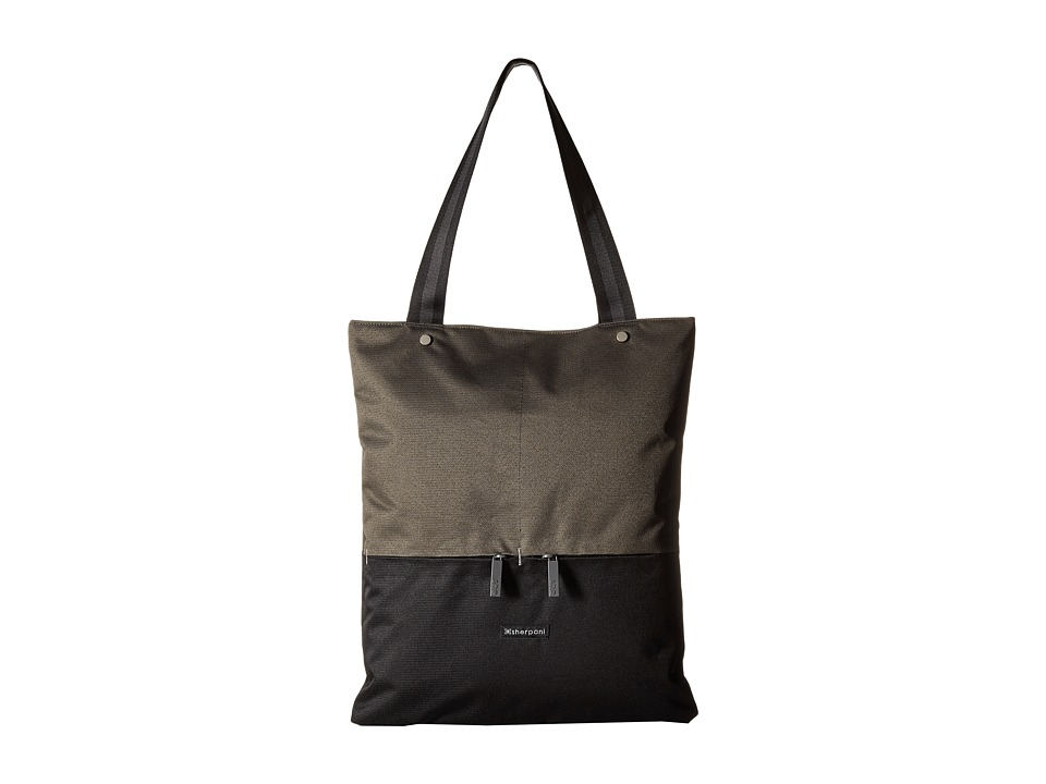 Sherpani - Sloan (Ash) Tote Handbags