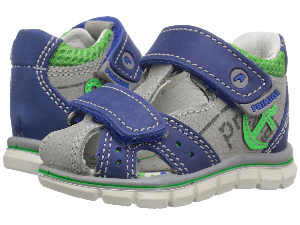 Primigi Kids Adelmo Bluet Infant/Toddler Blue Boys Shoes