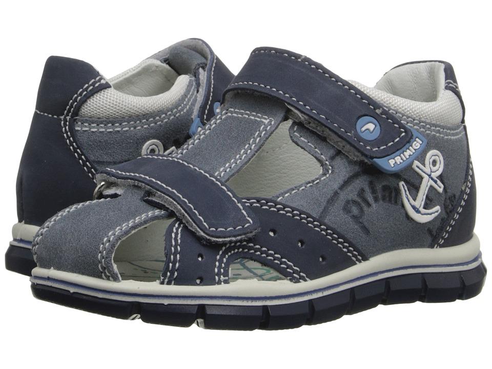 Primigi Kids Adelmo Azzu Infant/Toddler Blue Boys Shoes