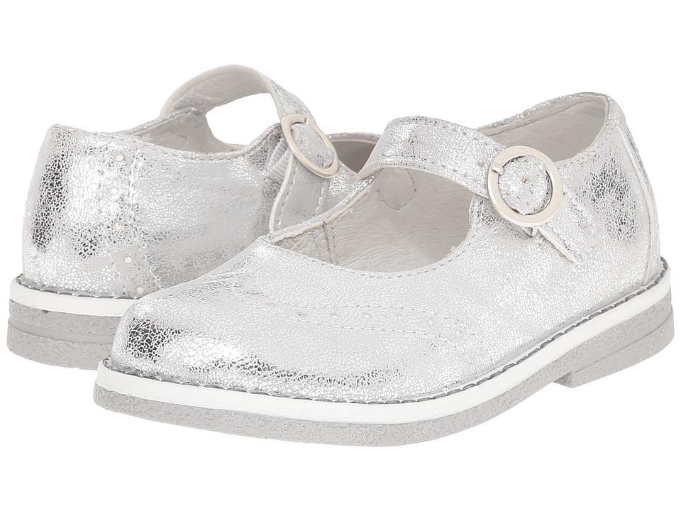 Primigi Kids Alina Argento Toddler Silver Girls Shoes