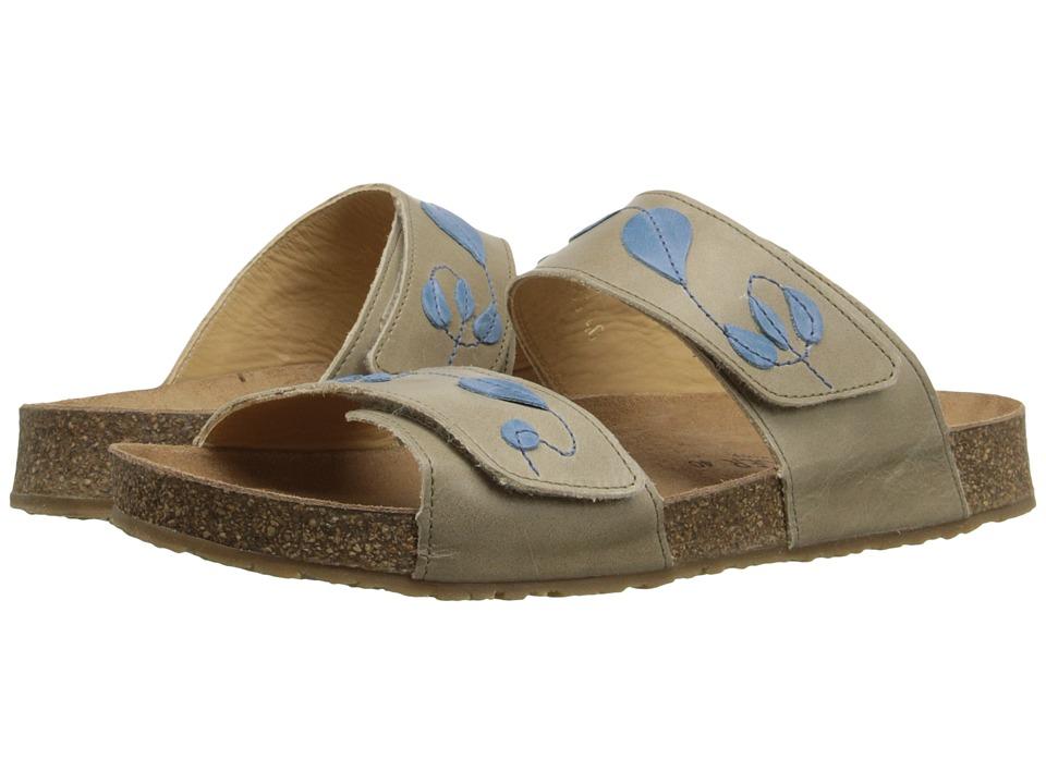 Haflinger Lucy Linen Womens Sandals