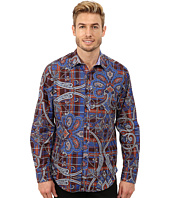 Robert Graham - Queen's Guard Long Sleeve Woven Shirt