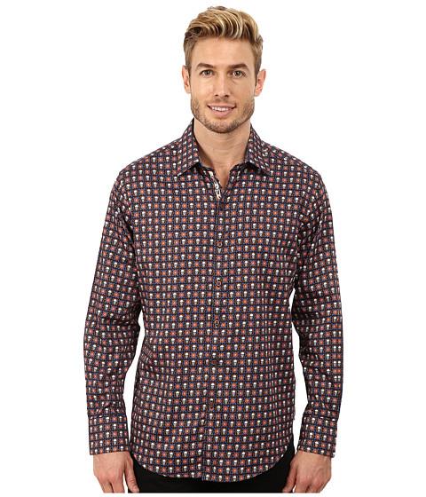 Robert Graham Macbeth Long Sleeve Woven Shirt