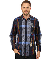 Robert Graham - Howzat Cricket Long Sleeve Limited Edition Woven