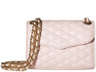 Rebecca Minkoff Quilted Mini Affair (Baby Pink)