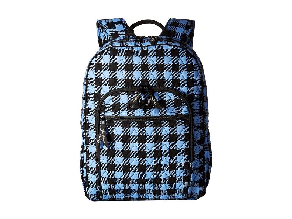 Vera Bradley Campus Backpack Alpine Check Backpack Bags
