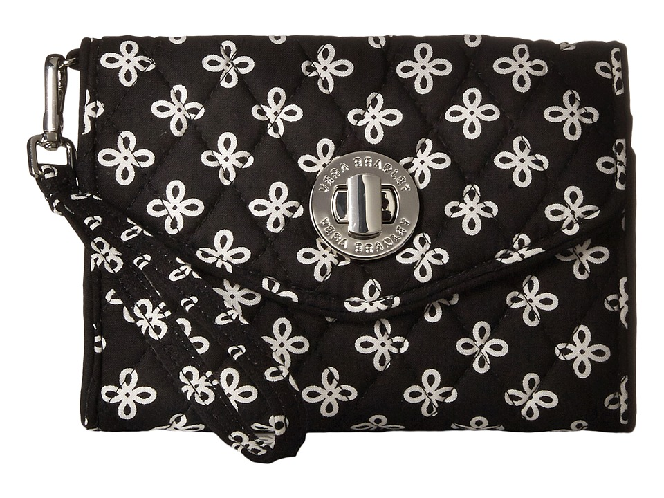 Vera Bradley Your Turn Smartphone Wristlet Mini Concerto Wristlet Handbags