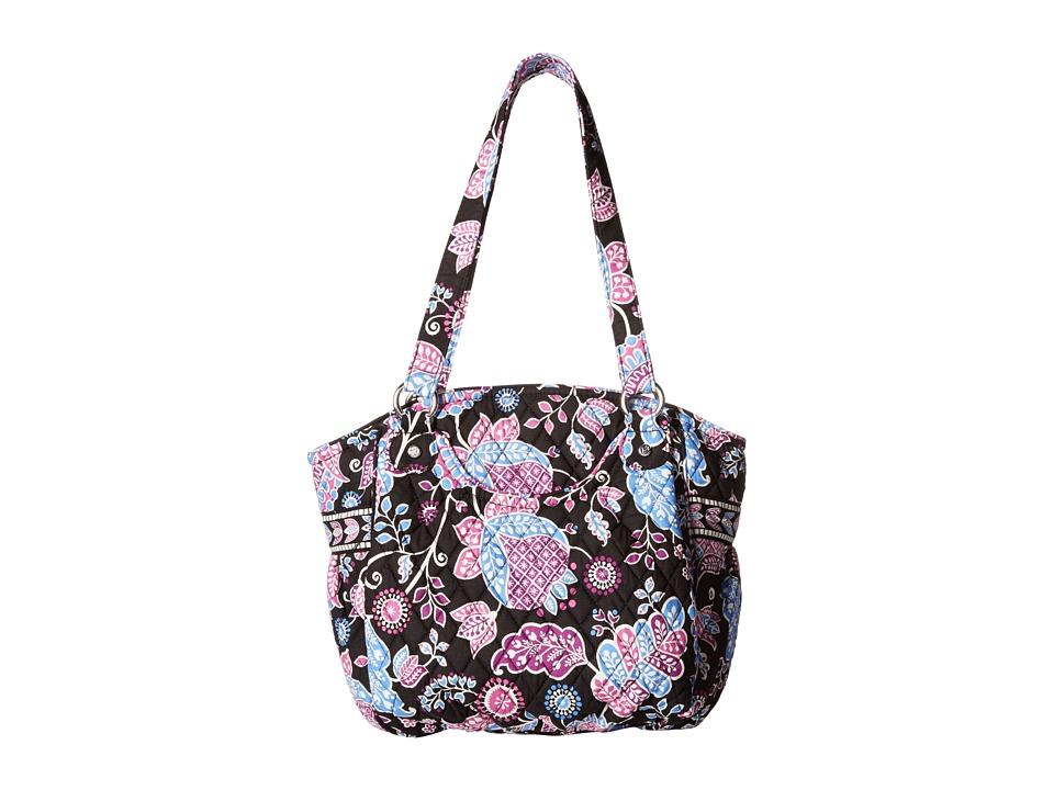 Vera Bradley Glenna Alpine Floral Tote Handbags