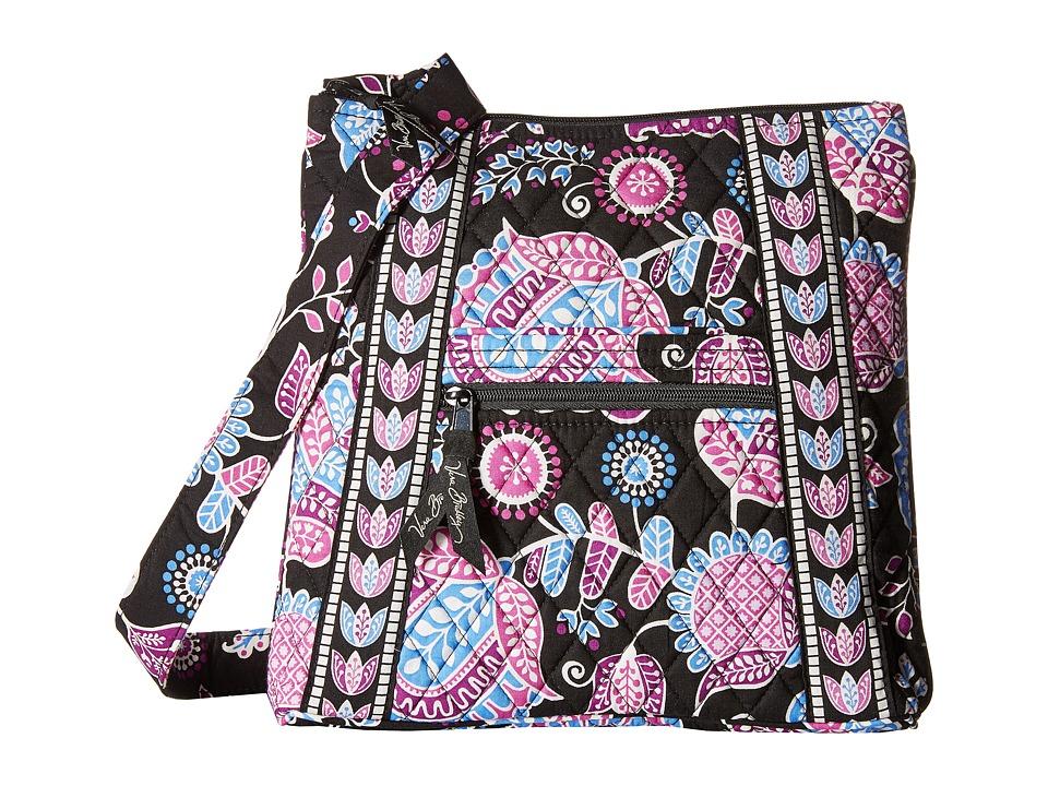 Vera Bradley - Hipster (Alpine Floral) Cross Body Handbags