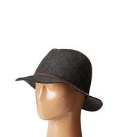 SCALA - Crushable and Packable Safari Hat with Raw Edge